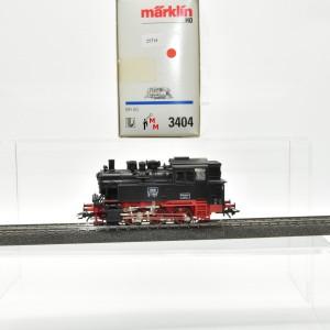 """Märklin 3404 Dampflok BR 80, """"RAG"""", (25714)"""