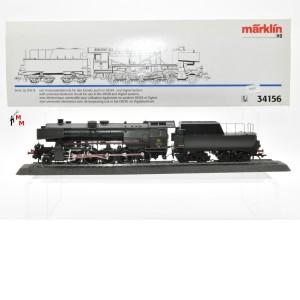Märklin 34156 Dampflok Serie 26 der SNCB, (25257)