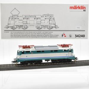 Märklin 34240 E-Lok BR 424 der FS, (22816)