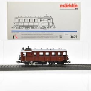 """Märklin 3425.2 Dampf-Triebwagen """"Kittel"""", (25250/1)"""