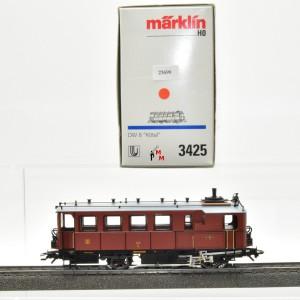 """Märklin 3425.2 Dampf-Triebwagen """"Kittel"""", (25699)"""