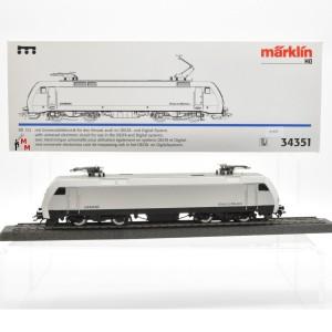 Märklin 34351 E-Lok BR 152 Metall Edition, (21551)