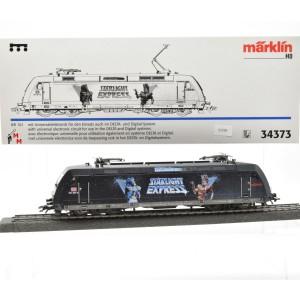"""Märklin 34373 E-lok BR 101 DB, """"Starlight Express"""", (21529)"""