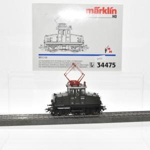 Märklin 34475 E-Lok BR E 69, DB, (22722)