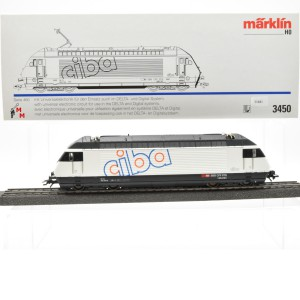 "Märklin 3450 E-Lok Serie 460 SBB, ""ciba"", (21641)"