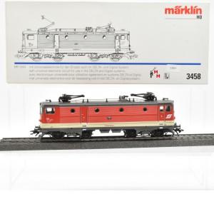 Märklin 3458 E-Lok BR 1043 der ÖBB, (22855)