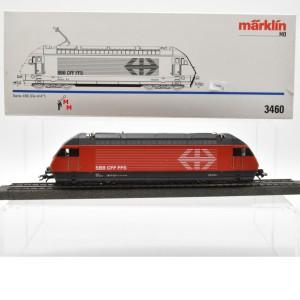 """Märklin 3460.2 E-Lok Serie 460 SBB, """"Uetliberg"""", (22686)"""