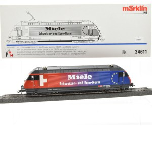 "Märklin 34611 E-Lok Serie 460 SBB, ""Miele"", (21533)"