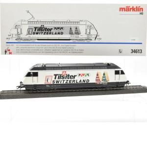"""Märklin 34613 E-Lok Serie 460 SBB, """"Tilsiter"""", (21543)"""
