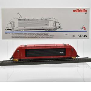 Märklin 34635 E-Lok Reihe EL 18 der NSB, (22699)