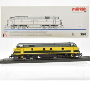 Märklin 3466.1 Diesellok Serie 55 SNCB, (25265)