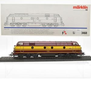 Märklin 3468.1 Diesellok Serie 1800 CFL, (25354)