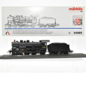 Märklin 34989 Dampflok BR 298T der DSB, (25252/1)