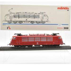 Märklin 3558 E-Lok BR 103 DB, (21554)