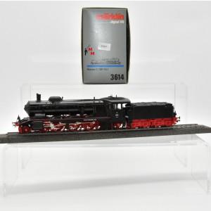 Märklin 3614 Dampflok BR Klasse C, der K.W.St.E., (25207)