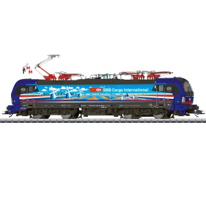 (Neu) Märklin 36160 E-Lok BR 193, SBB Cargo, Ep.VI,