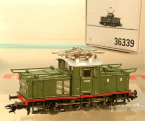 (Neu) Märklin 36339 E-Lok, Rangierlok EL10, NSB, Ep.III,