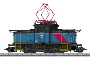 (Neu) Märklin 36351 Rangier-E-Lok Reihe Ue, SJ, Ep.V,