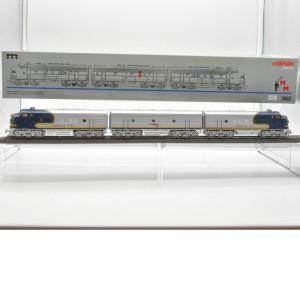 """Märklin 3662 Diesellok F 7, """"Santa Fe"""", (25393)"""