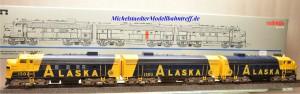 """Märklin 3663 Diesellok F 7, """"Alaska"""", (22077)"""
