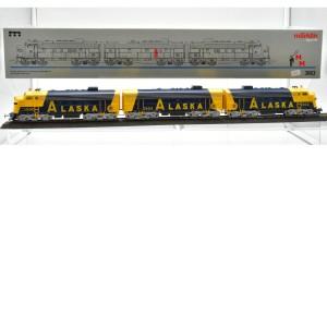 """Märklin 3663 Diesellok F 7, """"Alaska"""", (25373)"""