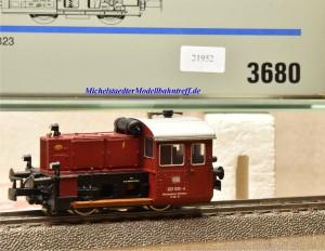 """Märklin 3680.2 Diesellok BR 323 """"Köf"""", (21952)"""