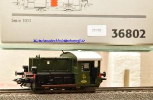 Märklin 36802 Diesellok Serie 1011 der CFL, (21950)