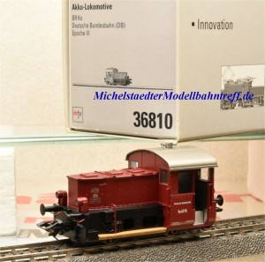 Märklin 36810 Diesellok  Akku-Köf der DB, (22182)