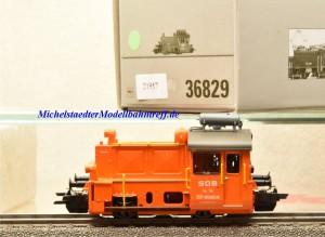 """Märklin 36829 Diesellok """"Mandarinli"""", SOB, Ep.V, (21957)"""