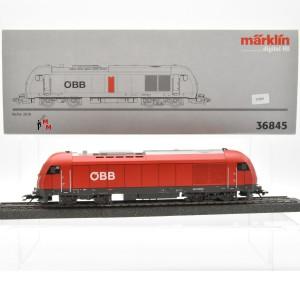 "Märklin 36845 Diesellok Reihe 2016 ""Herkules"", ÖBB, (25269)"