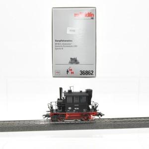 """Märklin 36862 Dampflok """"Glaskasten"""" der Deutschen Bundesbahn, (22522)"""