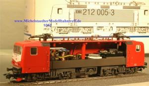 """Märklin 3442.001 E-Lok BR 212 DB """"Schnittmodell"""", (9352)"""