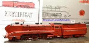 """Märklin 37082 Dampflok BR 10, mit Rauchsatz, """"10 Jahre Insider"""", (22081)"""
