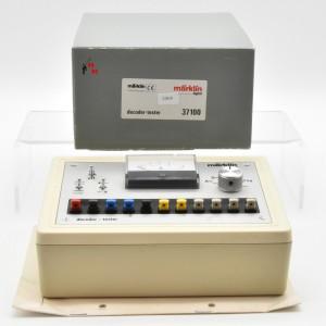 Märklin 37100 Decoder Tester, (22830)