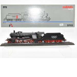 """Märklin 37112 Dampflok BR 18.1 der DRG, """"Olympia-Lok"""", (25278)"""