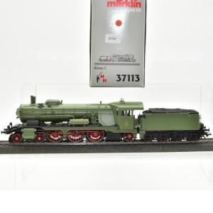 Märklin 37113 Dampflok Klasse C der K.W.Sts.E., (25724)