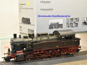 Märklin 37166 Dampflok Gattung T16.1 der KPEV, (11264)