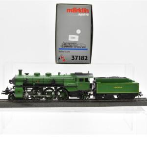 Märklin 37182 Dampflok Reihe S 3/6 der K.Bay.Sts.B., (25285))