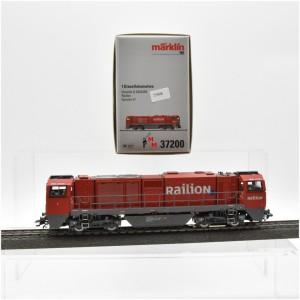 Märklin 37200 Diesellok G 2000 BB, (23008)