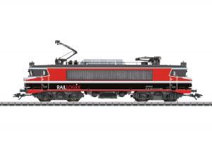 (Neu) Märklin 37219 E-Lok Serie 1600, NS-Raillgix, Ep.VI,