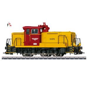 (Neu) Märklin 37244 Diesellokomotive BR Di55 der NSB, Ep.IV,