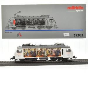 "Märklin 37303 E-Lok Serie Re446 ""Happy Birthday"", (21517)"