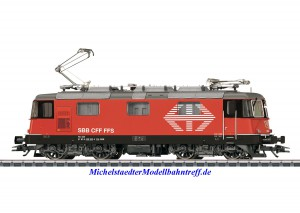 (Neu) Märklin 37304 Elektrolok Re 420, LION, SBB, Ep.VI,