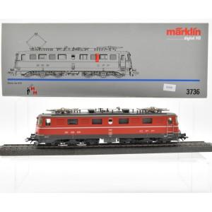 Märklin 3736 E-Lok Serie Ae 6/6 SBB, (21550)