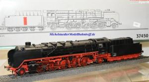 """Märklin 37450 Dampflok BR 45, """"Insider-Modell"""", mit mfx-Decoder, (10902)"""