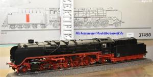 """Märklin 37450 Dampflok BR 45, """"Insider-Modell"""", mit Rauchsatz, (22011)"""