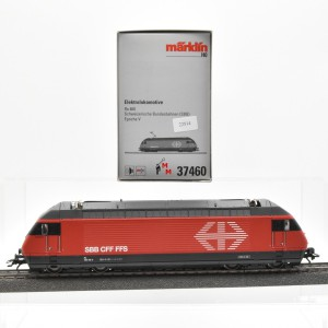 Märklin 37460 E-Lok Serie Re 460 SBB, Ep.V, (22514)