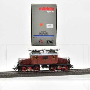 Märklin 3747 E-Lok Reihe E G 2 der DRG, (25696)