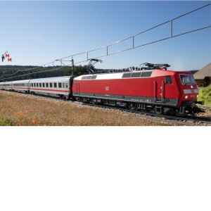 (Neu) Märklin 37519 E-Lok BR 120.1 DB AG, Ep V,