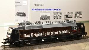 Märklin 37530 E-Lok BR 120 DB AG, Ep.V, (15705)
